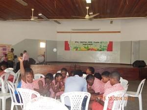 Corona School, Gbagada